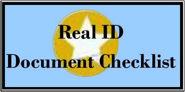 Real ID Cklist Image Opens in new window